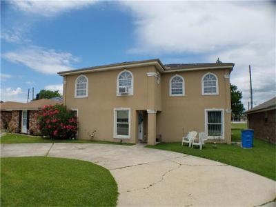 Mereaux, Meraux Single Family Home For Sale: 2716 Bradbury Street