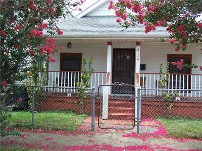 New Orleans Single Family Home Pending Continue to Show: 2136 First Street