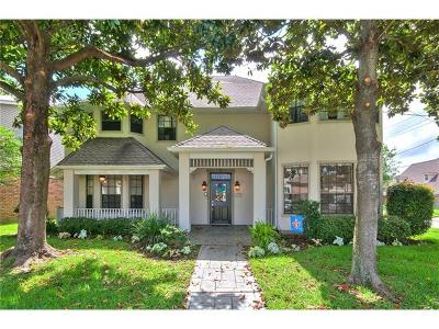 Metairie Single Family Home For Sale: 3817 N Arnoult Road