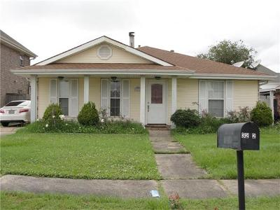 Mereaux, Meraux Single Family Home For Sale: 3212 Van Cleave Drive