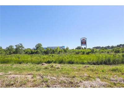 Slidell Residential Lots & Land For Sale: I-10 Frontage Road