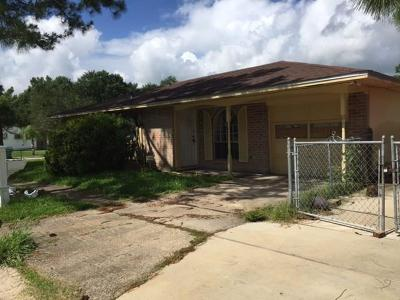 Marrero Single Family Home Pending Continue to Show: 5800 Coubra Street
