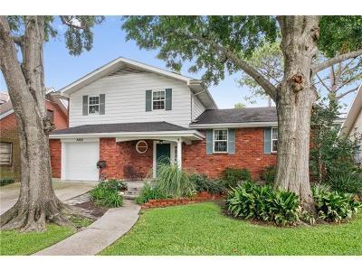 Single Family Home For Sale: 3405 Ferran Drive