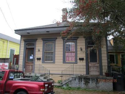 New Orleans Multi Family Home For Sale: 1023-25 Montegut Street