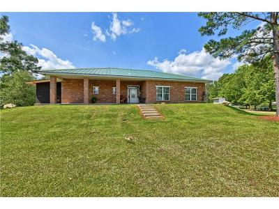 Amite Single Family Home Pending Continue to Show
