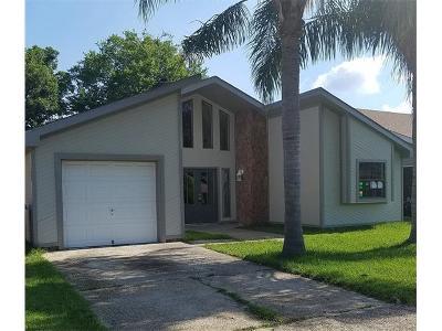 Marrero Single Family Home Pending Continue to Show: 5133 Dueling Oaks Avenue