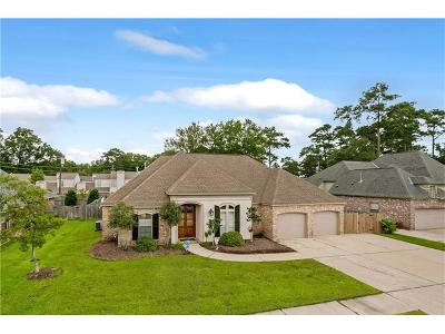 Single Family Home For Sale: 754 Claire Drive