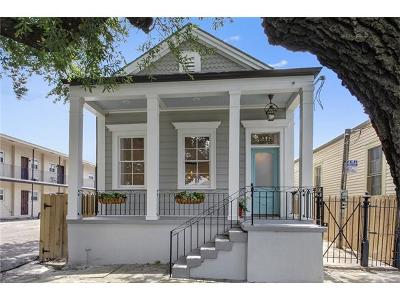 New Orleans Single Family Home For Sale: 2218 Bienville Street