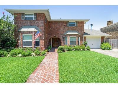 Single Family Home For Sale: 4704 Carthage Street