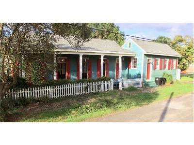 New Orleans Single Family Home For Sale: 1012 Evelina Street