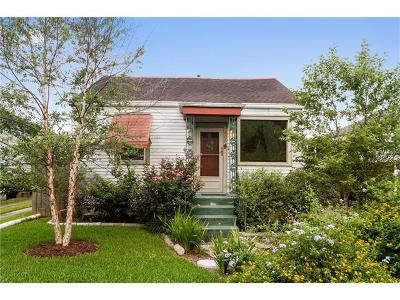 Jefferson Single Family Home For Sale: 608 Labarre Road