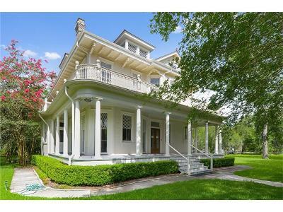 Madisonville Single Family Home For Sale: 206 Covington Street