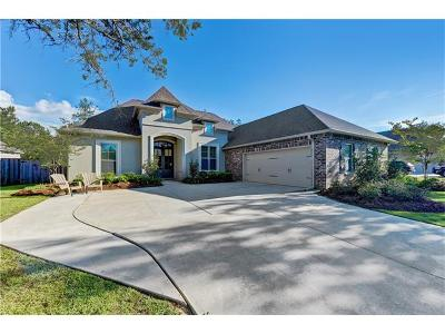 Madisonville Single Family Home For Sale: 541 Bedico Parkway