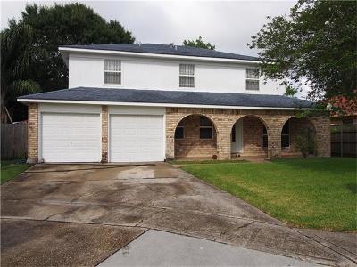Harvey Single Family Home Pending Continue to Show: 2705 Sandero Del Este