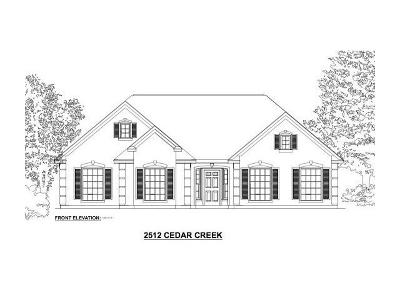 Marrero Single Family Home Pending Continue to Show: 2512 Cedar Creek Street