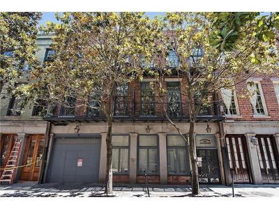 Condo For Sale: 423 Gravier Street #2-A