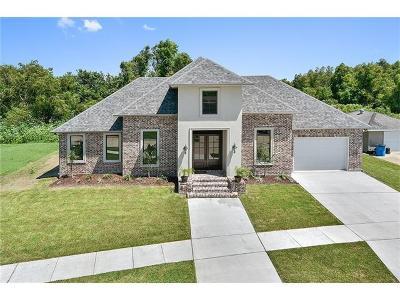 Mereaux, Meraux Single Family Home For Sale: 3205 Story Park Boulevard
