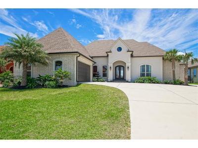 Slidell Single Family Home For Sale: 3128 Sunrise Boulevard