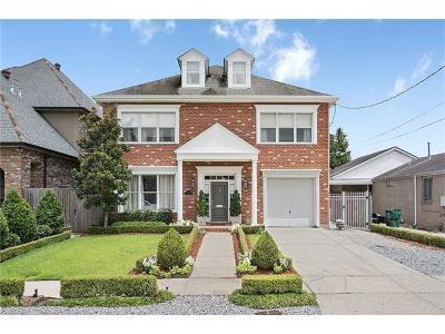 Metairie Single Family Home Pending Continue to Show: 605 Glenwood Drive