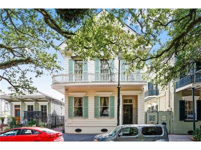 New Orleans Single Family Home For Sale: 622 Esplanade Avenue