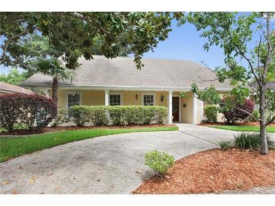 Single Family Home For Sale: 405 Sena Drive