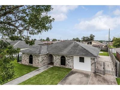 Mereaux, Meraux Single Family Home For Sale: 2525 Garden Street