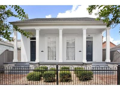 New Orleans Multi Family Home For Sale: 719 Philip Street