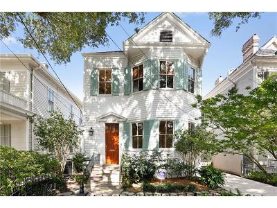 New Orleans Single Family Home For Sale: 1409 Octavia Street