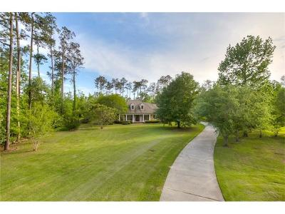 Single Family Home For Sale: 4420 Sharp Road