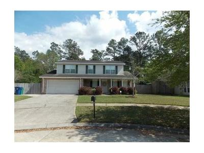 Single Family Home For Sale: 1129 Lori Drive