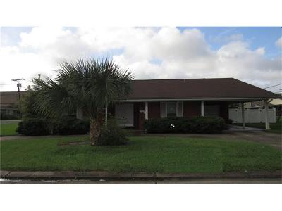New Orleans LA Single Family Home For Sale: $149,900