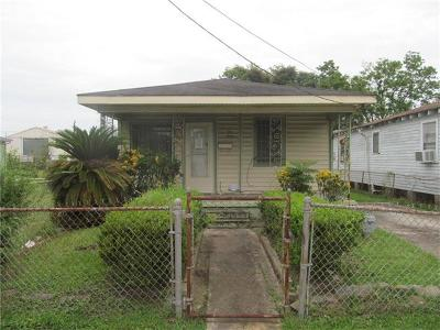 Westwego Single Family Home For Sale: 160 Sala Avenue