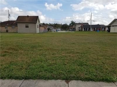 Mereaux, Meraux Residential Lots & Land For Sale: 2705 Nancy Drive