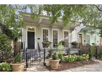 New Orleans Single Family Home For Sale: 425 Webster Street