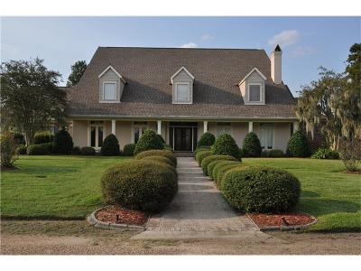 Marrero Single Family Home For Sale: 2641 Fawnwood Road