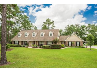 Slidell Single Family Home Pending Continue to Show: 120 Rue Holiday