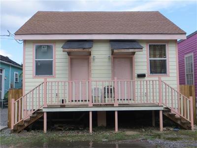 New Orleans Multi Family Home For Sale: 1321 Spain Street