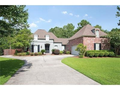 Madisonville Single Family Home For Sale: 237 Empress Court