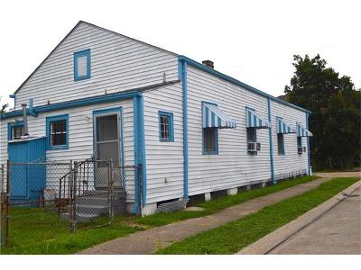 New Orleans Multi Family Home Pending Continue to Show: 3100 2nd Street