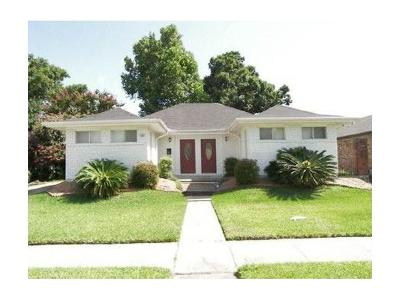 Kenner Single Family Home For Sale: 28 Forstall Avenue