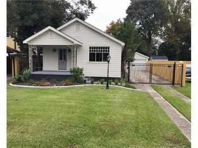 Single Family Home For Sale: 615 Orion Avenue