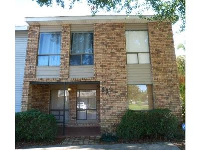 Destrehan Townhouse For Sale: 22 Stanton Hall Drive