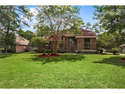 Slidell Single Family Home For Sale: 114 Ayshire Court