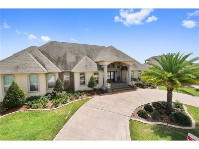 Slidell Single Family Home For Sale: 234 Azores Drive