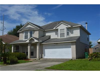 Gretna Single Family Home For Sale: 108 Barnes Court