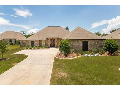 Madisonville Single Family Home Pending Continue to Show: 610 Grand Oaks Lane