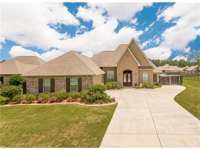 Madisonville Single Family Home For Sale: 606 Grand Oaks Lane