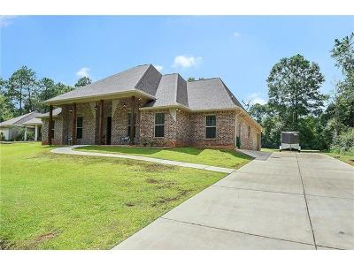 Single Family Home For Sale: 73533 Fairway Drive