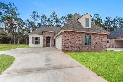 Madisonville Single Family Home For Sale: 3093 Lost Lake Lane