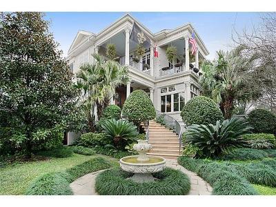 New Orleans Single Family Home For Sale: 1633 Dufossat Street